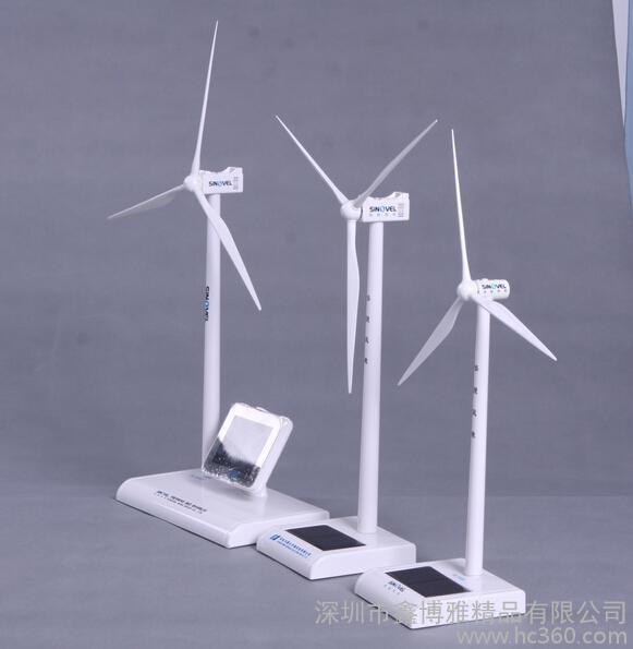 一种手摇发电机模型 电磁学科技小制作 我爱制作网图片