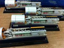 中铁三局集团有限公司--盾构机模型