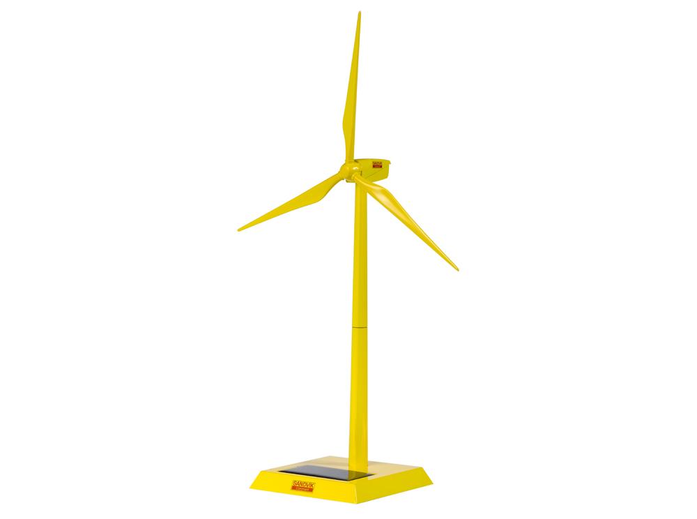 太阳能风车礼品模型DFDQ-03-W