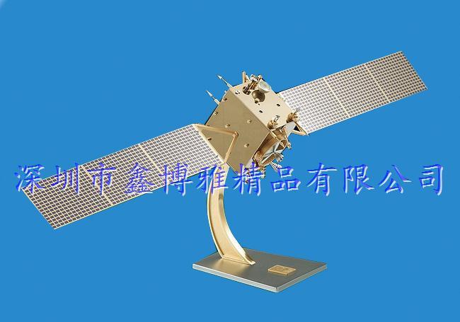 嫦娥号卫星模型