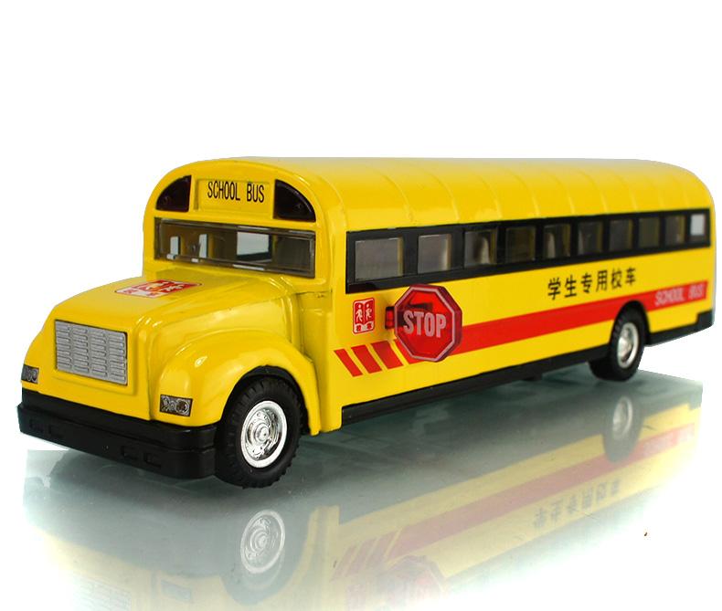 美国校车模型