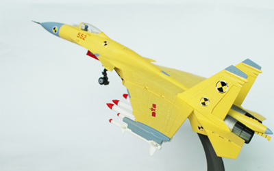 J-15舰载机模型