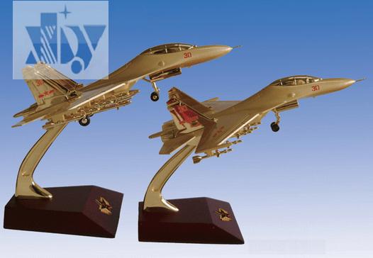 苏30战斗机模型