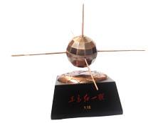 磁悬浮东方红一号模型
