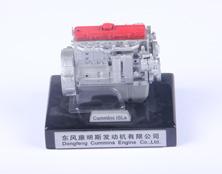 东风康明斯发动机模型