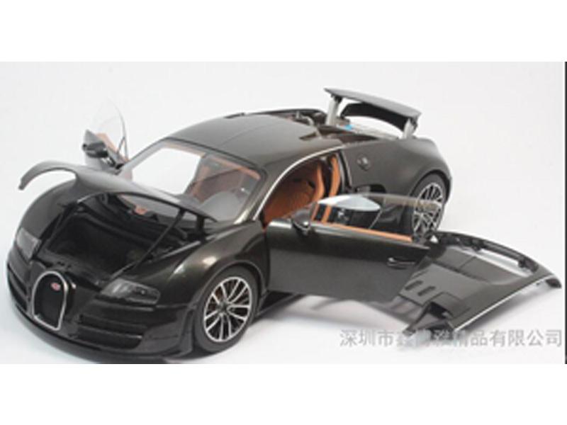布加迪威龙汽车模型